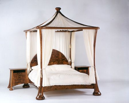 A romantic brief.. :  bedroom furniture designer brief fairy tale bed
