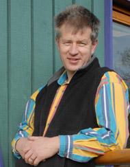 Photo of Stephen Owen
